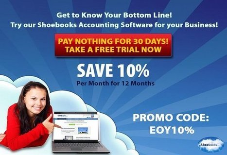 Switch Your Bookkeeping for the new Financial Year! Try Shoebooks for Free and Get a 10% Discount!   Shoebooks : Bookkeeping Services   Scoop.it