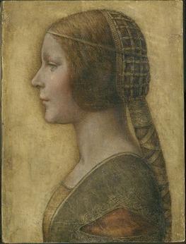"""""""La bella principessa"""" di Leonardo in esclusiva mondiale a Urbino   Le Marche un'altra Italia   Scoop.it"""