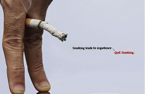 Guys, Quitting Smoking Makes It Bigger. Really.   Psychology, Health and Happiness   Scoop.it