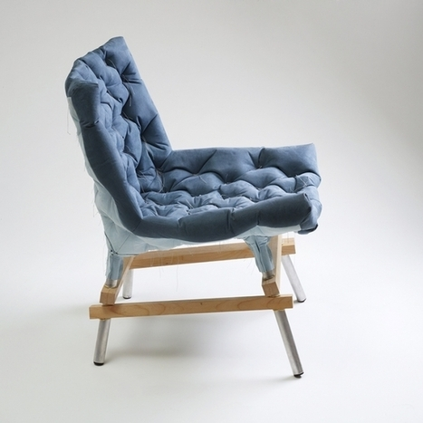 Foam Furniture | Tejo Remy & René Veenhuizen | Favorite Designer | Scoop.it