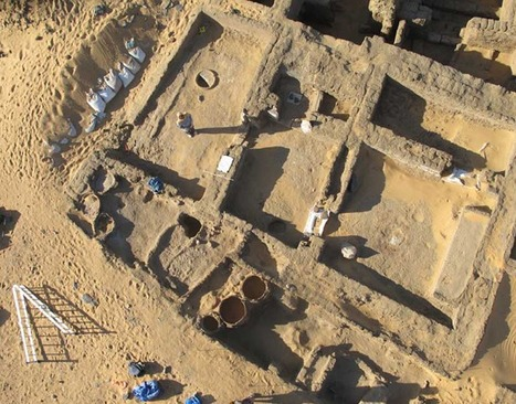 Amara West excavations 2013: the past from above | Égypt-actus | Scoop.it