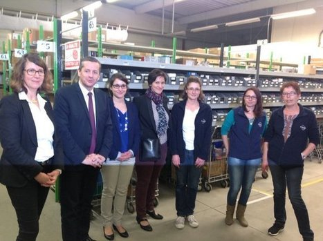 Visite @PHOENIXPharmaFr #Châtellerault  @brunobelin | Chatellerault, secouez-moi, secouez-moi! | Scoop.it