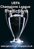 A Pint of Logic: UEFA Champions League predictions: Round 4 | Soccer | Scoop.it