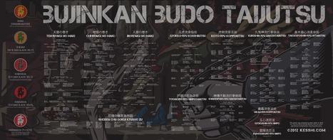 I made a HUGE Bujinkan Budo Taijutsu Poster - 8þ Kabutoshimen | BujinkanBudoTaijutsu2013 | Scoop.it