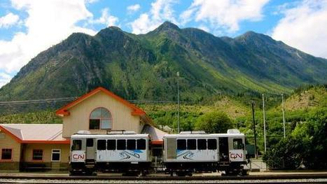 Canada's greatest hidden rail trip - BBC News | English Learning House | Scoop.it