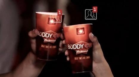 Budweiser's intimate, dangerous way to make Facebook friends | Digital & Social innovation | Scoop.it