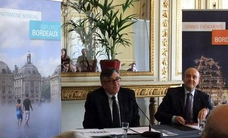 """Tourisme à Bordeaux : 10 années """"spectaculaires"""" - Aqui.fr   BIENVENUE EN AQUITAINE   Scoop.it"""
