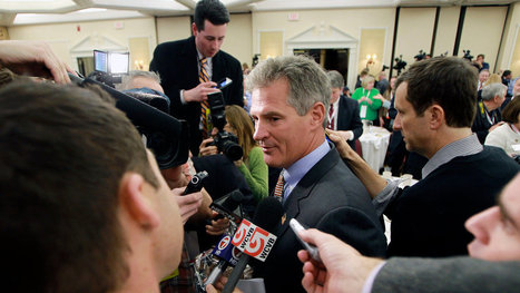 Scott Brown Ready for Senate Run in New Hampshire | Current Political Climate in US | Scoop.it