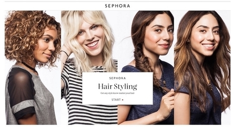 Sephora To Launch Pocket Hair Stylist Tool | Beauty | Scoop.it