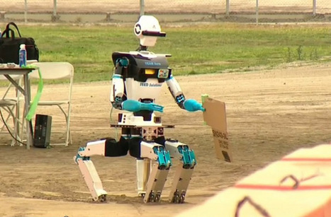 If you yawned at the last DARPA Robotics Challenge, take note: Robots are about to get interesting | Une nouvelle civilisation de Robots | Scoop.it