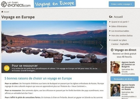 Voyage Europe du sud | Voyage au quatre coins du monde ! | Scoop.it