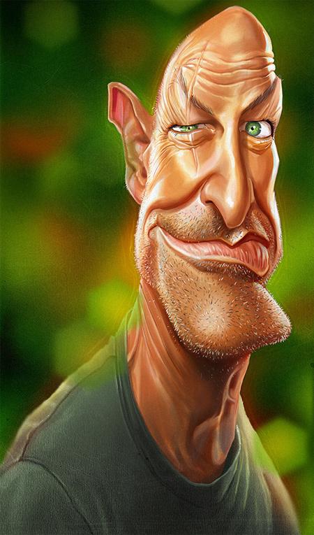 30 Hilarious and Entertaining Caricatures of Famous Celebrities | Naldz Graphics | CELEBRITY GOSSIP CHANNEL | Scoop.it