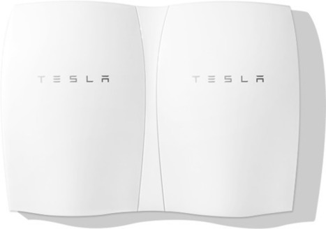 Tesla Launch Powerwall Home Battery | Automated Home | Home Automation | Scoop.it