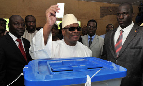 Mali's New President-Elect Faces a Long, Hard Road Ahead | TIME.com | South Africa and Mali-Richard Custodio | Scoop.it