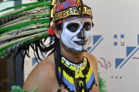 Colorful Day of the Dead Celebration | flânerie | Scoop.it