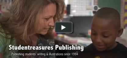FREE Student Publishing | Studentreasures Book Publishing | Publish It! | Scoop.it