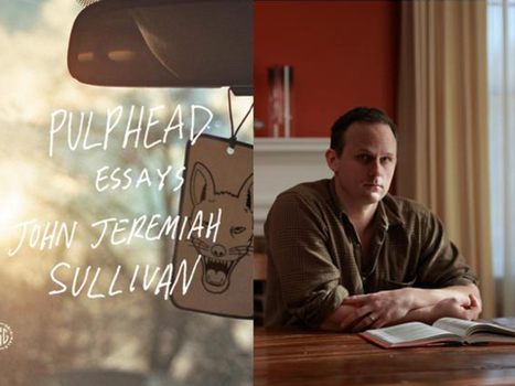 Go See This Guy: John Jeremiah Sullivan at Nashville Public Library Saturday | Tennessee Libraries | Scoop.it