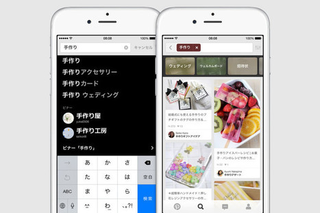 Pinterest Localizes Search For Its Large International Audience | Pinterest | Scoop.it
