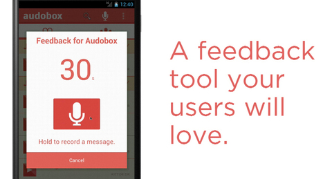 The new bad boy of user feedback tools is easily @Audobox: | Real Estate Plus+ Daily News | Scoop.it