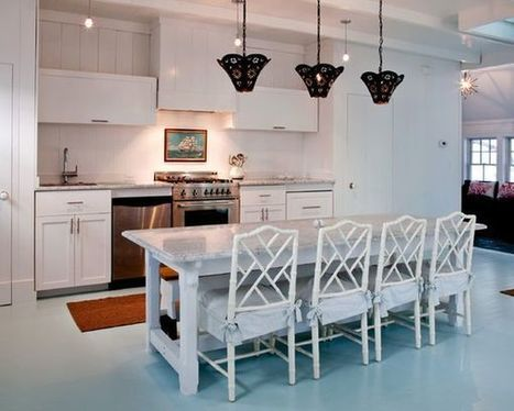 6 Simple Ways To Get Your Kitchen Ready For Springtime | Designer | Scoop.it