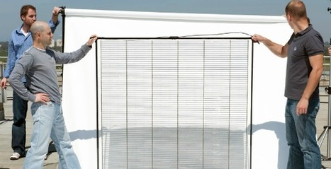 Solar window is 'green' game-changer   this is me   Scoop.it