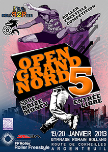 FFRS - FREESTYLE - Open Grand Nord | OPEN GRAND NORD 2013 | Scoop.it