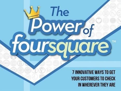 7 conseils pour réussir sur Foursquare   blog tequilarapido.   Foursquare : un outil marketing   Scoop.it