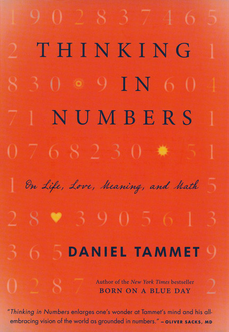 Daniel Tammet's 'Thinking in Numbers' Dwells on a Pure Love | Literary Imagination | Scoop.it