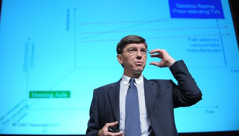 Innovation guru Clayton Christensen's new theory is meant to protect you from disruption   Management of innovation and technology - Gestion de l'innovation et des technologies   Scoop.it
