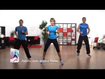 Fitness Challenge - Aerobic 1 avec Jessica Mellet   Latest Fitness Trends   Scoop.it