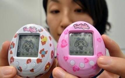 Quinze ans après, les Tamagotchi font leur retour pour Noël | RTL | Japon | Scoop.it