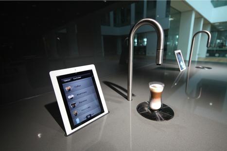 De koffie van de toekomst komt uit een kraan en zet je met een app - | Voorsprong door innovatie | Scoop.it
