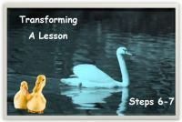 Part Three: Ten Steps… Transforming Past Lessons For the 21st Century Digital Classroom | Into the Driver's Seat | Scoop.it