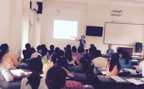 GETTING READY FOR MYANMAR'S NEW COPYRIGHT SYSTEM | Library Collaboration | Scoop.it