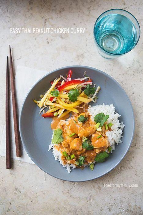Easy Thai Peanut Chi   cooking   Scoop.it