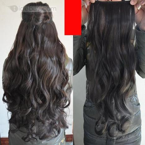 Human Hair Weave 24 Inches 100% Silky Human Hair | expensiven | Scoop.it