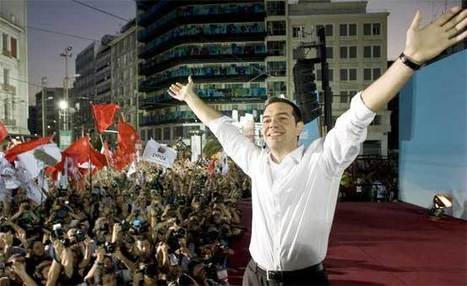 Greece: Syriza close to office, elites close to panic | The Great Transition | Scoop.it