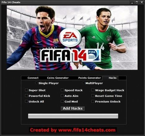 Here | Fifa 14 Coin Hack | Scoop.it