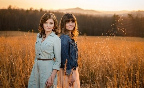 Traditional Duo The Church Sisters Sign Deal with Big Machine Records | Country Music Today | Scoop.it