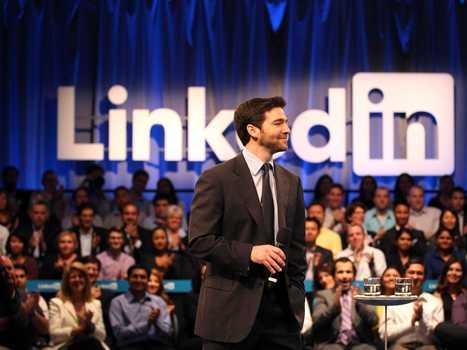 LinkedIn Networking Made Effective - Business Insider | LinkedIn for Financial Advisors | Scoop.it