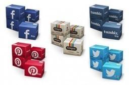 Utilisateurs des réseaux sociaux : L'étude la plus complète ... | WebCM  communication digitale et stratégie pour l'entreprise et l'institution | Scoop.it