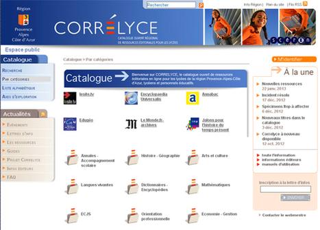 Plate-forme de services et de ressources en ligne à l'usage des élèves et des enseignants | | Stratégie, pédagogie et ingénierie d'e-formation | Scoop.it