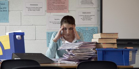 The One Trick That Can Reduce Daily Stress In The Classroom   Mindful Teaching   Scoop.it