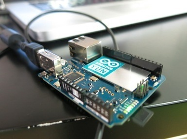 Controlling lights and sensors with Arduino Yún, Node js server and firmata | Home Automation | Scoop.it