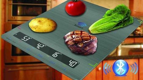 Ces objets qui vont révolutionner notre assiette | meltyFood | Pulseo - Centre d'innovation technologique du Grand Dax | Scoop.it
