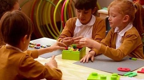 Des Lego en Braille pour aider les enfants non-voyants | Entrepreneuriat et économie sociale | Scoop.it