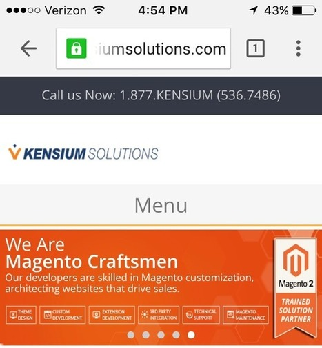 How Responsive Magento Layouts Benefit Businesses and Customers | Business and IT Solutions | Scoop.it
