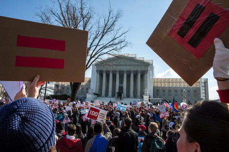 Supreme Court Struggles With Gay Marriage Case | Gov and Law Current Events - Emily | Scoop.it