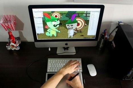 Videojuegos colombianos acercan a los niños a la lectura y los idiomas   Maestr@s y redes de aprendizajes   Scoop.it