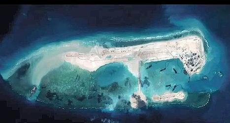 Des îlots artificiels pour conquérir la mer de Chine | Le Monopoly Mondial | Scoop.it